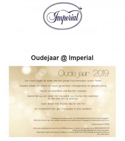 Oudejaar @ Imperial