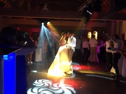 trouwfeest Inneke en Nick